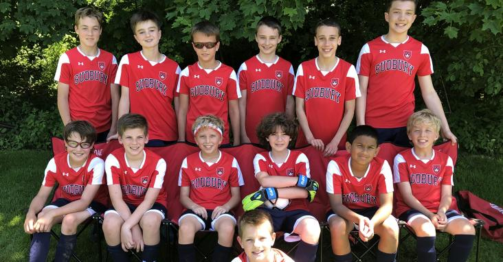 spring 2019 6th grade strikers